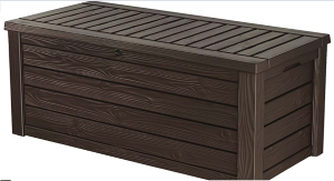 Outdoor Bench with Storage Box